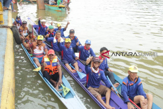 Lomba bidar mini bantu promosikan wisata air