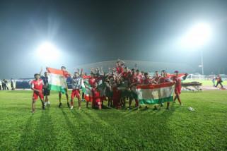 Tajikistan Susul Jepang ke Piala Dunia U-17