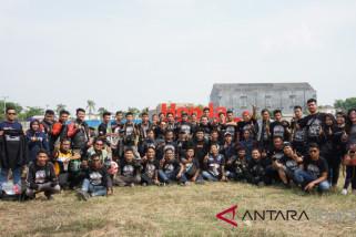 Ribuan bikers Honda se-Sumatera