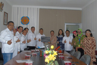 REI Sumsel jalin kerjasama corporate dengan Garuda Indonesia