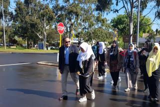 Pemkab Musi Banyuasin kirim siswa Australia