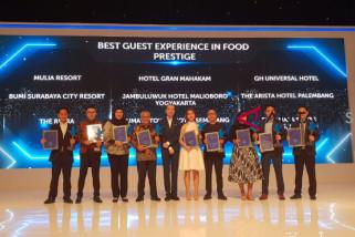 Hotel Arista terima penghargaan Traveloka 2018