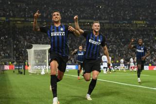 Inter Milan boyong tiga poin dari markas PSV