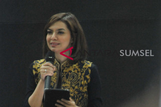 Najwa Shihab Duta Baca Indonesia