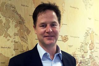 Facebook rekrut mantan wakil PM Inggris