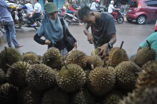 Rencana revitalisasi sentra durian Pasar Kuto