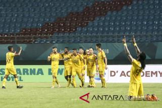 Sriwijaya FC berharap terus dipayungi tren positif