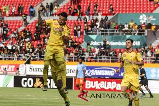 Sriwijaya FC libas Perseru Serui 4-0