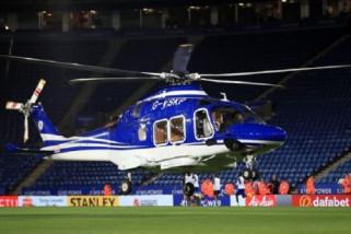 Ketua klub Leicester tewas dalam kecelakaan helikopter
