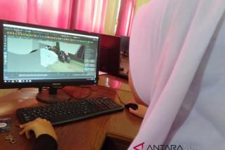 Pelajar SMKN 5 dapat pelatihan animasi
