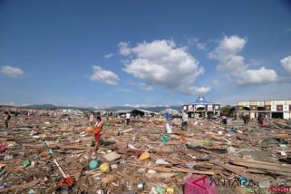 Kerusakan dan kerugian gempa Sulteng Rp18,48 T