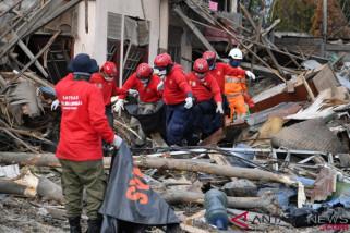 Dua jenazah korban gempa Sulteng ditemukan