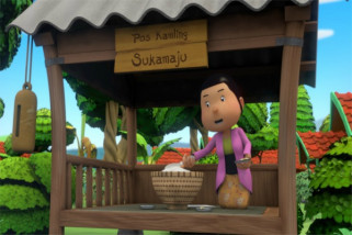 Pemerintah diharapkan mewajibkan televisi tayangkan animasi lokal