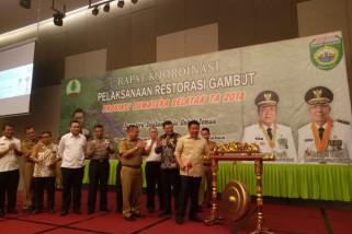 Gubernur Sumsel inisiasi perda pemanfaatan lahan gambut