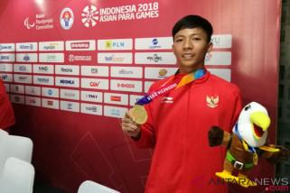 Sempat gantung raket, Dheva Anrimusthi penentu emas perdana Indonesia