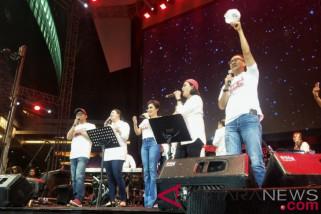 Konser kemanusiaan untuk Palu galang Rp17,8M