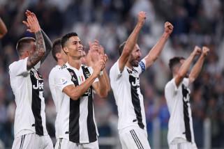 Dua gol Ronaldo bawa Juventus tundukkan Empoli