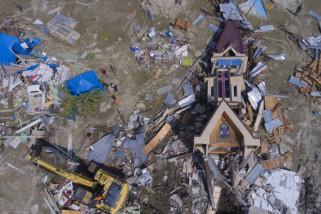 BNPB: Korban meninggal gempa-Tsunami Sulteng 1.649 orang