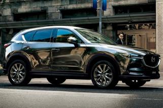 Mazda CX-5 baru dibekali mesin turbo