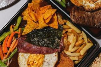Menikmati 'steak & pasta 31' terjangkau