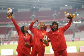 Indonesia terus meleset ke atas jelang penutupan Asian Para Games