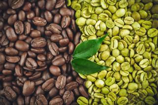 Kopi hijau punya lebih banyak manfaat kesehatan