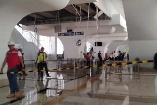 Gubernur: Fasilitas stasiun LRT Jakabaring segera diperbaiki