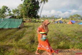 Korban gempa-tsunami belum terima kabar soal relokasi