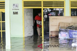 Banjir Di Palembang