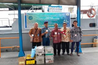 Bank Indonesia bersama TNI AL gelar kas kapal keliling