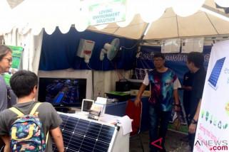 Pasang panel surya hanya butuh Rp2,5 juta