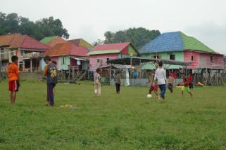 Mengenal lebih dalam kampung warna-warni di desa wisata Burai