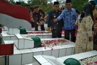 Bupati : Makna hari pahlawan adalah membangun Muratara