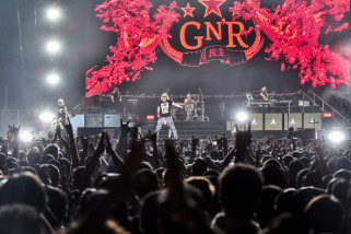 Konser Guns N'Roses