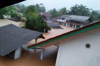 Banjir Tasikmalaya sebabkan dua orang meninggal