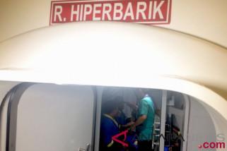 38 penyelam JT 610 jalani terapi hiperbarik