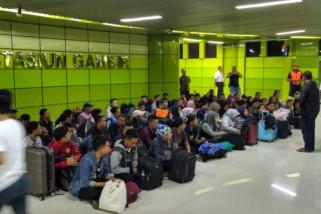 Gara-gara hoax, 128 korban terlantar di Gambir
