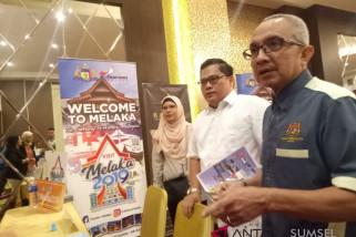 Indonesia peringkat kedua wisatawan ke Malaysia