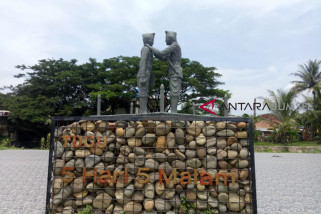 Ada cerita mistis dilokasi Tugu pahlawan Palembang