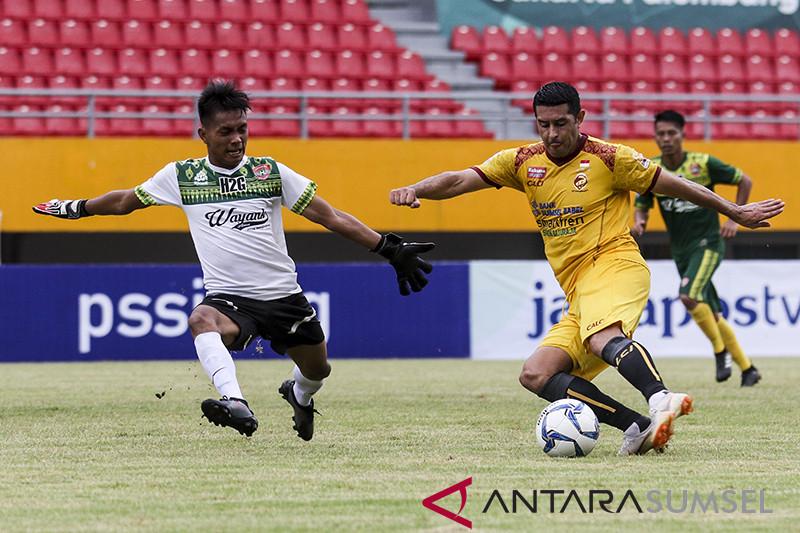 Sriwijaya FC Kalahkan Persimura